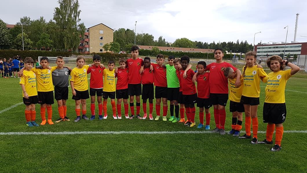 Ξεκίνημα με νίκη στο τουρνουά της Σουηδίας, για τους μικρούς Καλαματιανούς (photos)