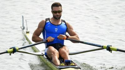 Για το μετάλλιο ο Στέφανος Ντούσκος, για την 7η θέση η Αννέτα Κυρίδου