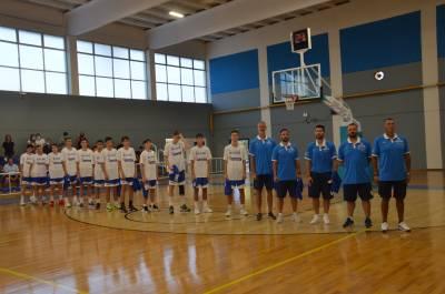 LIVE: Ελλάδα - Πολωνία (Μπάσκετ U15)
