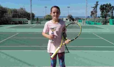 Σ.Α. ΜΕΣΣΗΝΗΣ: Πρώτη η Χριστοπούλου στο πανελλήνιο τουρνουά έως 10 ετών!