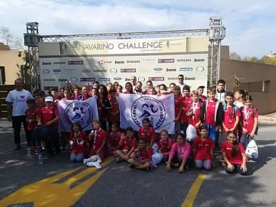 Ο Γ.Σ. Ακρίτας στο Navarino Challenge