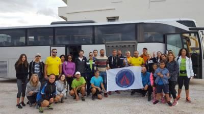 Α.Ο. ΦΙΛΙΑΤΡΩΝ: Με 20 αθλητές έτρεξε στην Κόρινθο
