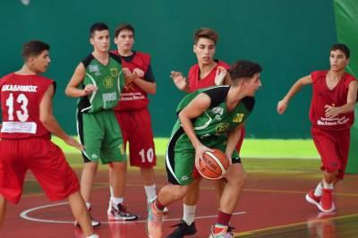 ΜΠΑΣΚΕΤ: Συνεχίζονται τα πρωταθλήματα παίδων, εφήβων και νεανίδων