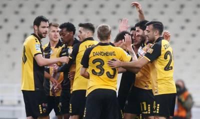ΑΕΚ-Απόλλων Σμύρνης 2-0: Ο Ανσαριφάρντ επανέφερε την ηρεμία στην Ενωση! (βίντεο)