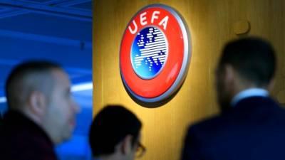 Η UEFA μελετά μονούς αγώνες σε μία πόλη για την ολοκλήρωση των ευρωπαϊκών κυπέλλων