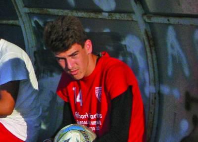 Στην Εθνική Παίδων Κ15 ο Λάππας του Τέλλου Αγρα