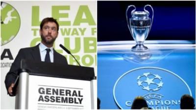 Champions League: Συναίνεση από ECA, οριστικοποιείται το φορμάτ των 36 ομάδων