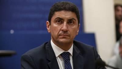 Ο Αυγενάκης καταργεί το μισθό στους προέδρους των Ομοσπονδιών