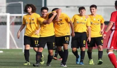 Επαγγελματικό συμβόλαιο με την ΑΕΚ ο 18χρονος Γιάννης Σαρδέλης