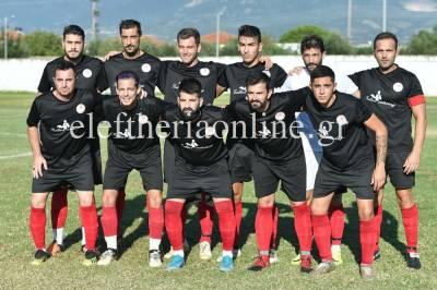 Α.Ε. ΜΑΝΗΣ – ΟΛΥΜΠΙΑΚΟΣ ΑΝΑΛΗΨΗΣ 0-1: Πρώτη νίκη με Χαρλέπα