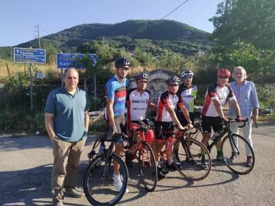 Δράση για τον ποδηλατικό τουρισμό