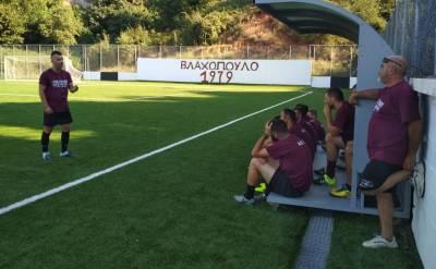 ΠΑΠΑΦΛΕΣΣΑΣ ΧΩΡΑΣ: Ανταγωνιστική ομάδα με  ντόπιους ποδοσφαιριστές