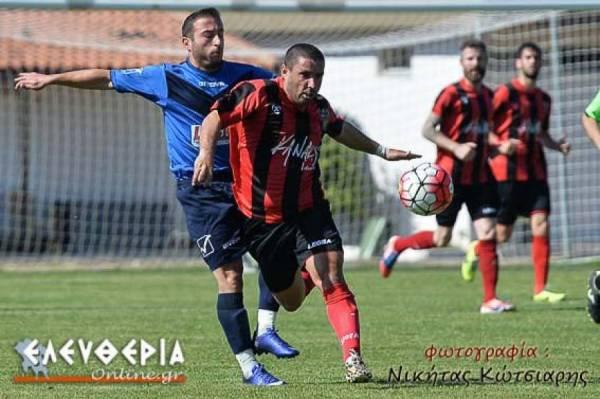 Μεγάλη νίκη ο Τσικλητήρας, 1-0 τον Αιολικό