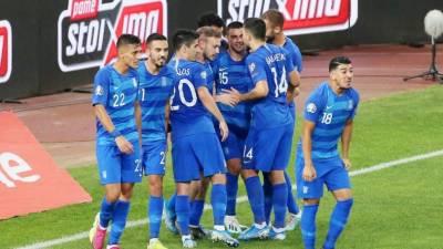 Ελλάδα - Βοσνία 2-1: Εθνική από τα παλιά, με... φρέσκα υλικά!