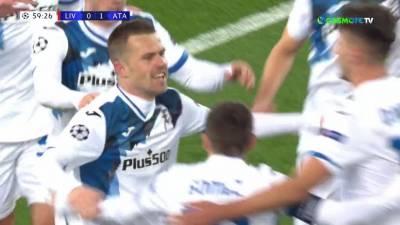 Champions League: «Άλωσε» το «Άνφιλντ» η Αταλάντα, στους «16» η Μπάγερν (βίντεο)