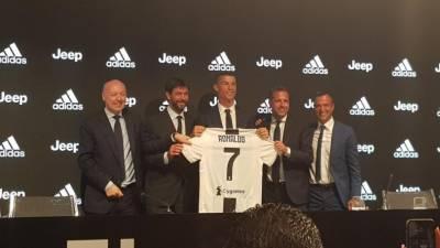 Ρονάλντο: «Ηρθα στην Γιουβέντους για να πάρουμε το Champions League»