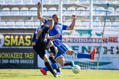 FOOTBALL LEAGUE: Την Κυριακή (ΕΡΤ3) το ματς Καβάλα - Καλαμάτα