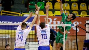 Volley league ανδρών: Έγινε η κλήρωση, πρεμιέρα με Παναθηναϊκός - Ηρακλής