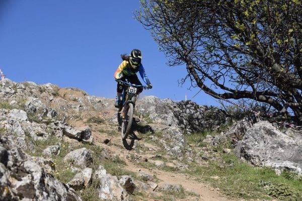 Αγώνας κατάβασης με ποδήλατο στην Κυπαρισσία