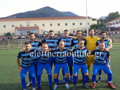 ΚΑΛΟ ΝΕΡΟ – ΚΥΠΑΡΙΣΣΙΑ 0-1: Τρίτη σερί νίκη για τον ΑΟΚ με Γεωργιόπουλο