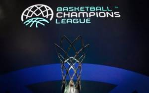 Basketball Champions League: Στην ΕΡΤ3 το Final-8