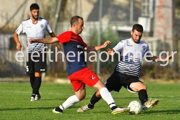 Με το... δεξί η Καλαμάτα 3-1 τον Τέλλο Αγρα, τα σημερινά αποτελέσματα στην Α' τοπική