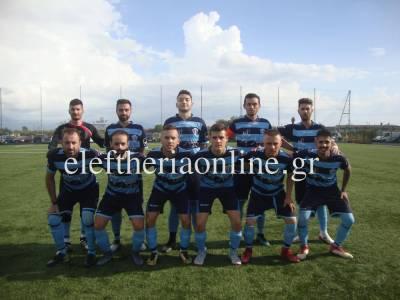 ΚΥΠΑΡΙΣΣΙΑ – ΟΜΟΝΟΙΑ 2-0: Επέστρεψε στις επιτυχίες