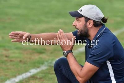 Νέος προπονητής στον Εθνικό Μελιγαλά ο Κώστας Παλαμάρας
