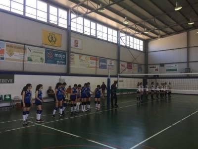 ΒΟΛΕΪ: Οι παγκορασίδες του ΝΟΚ 3-0 τον Α.Σ. Τριφυλίας