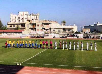 Κύπελλο Ελλάδας: Πέρασε ο Αιολικός, 1-0 τον Απόλλωνα