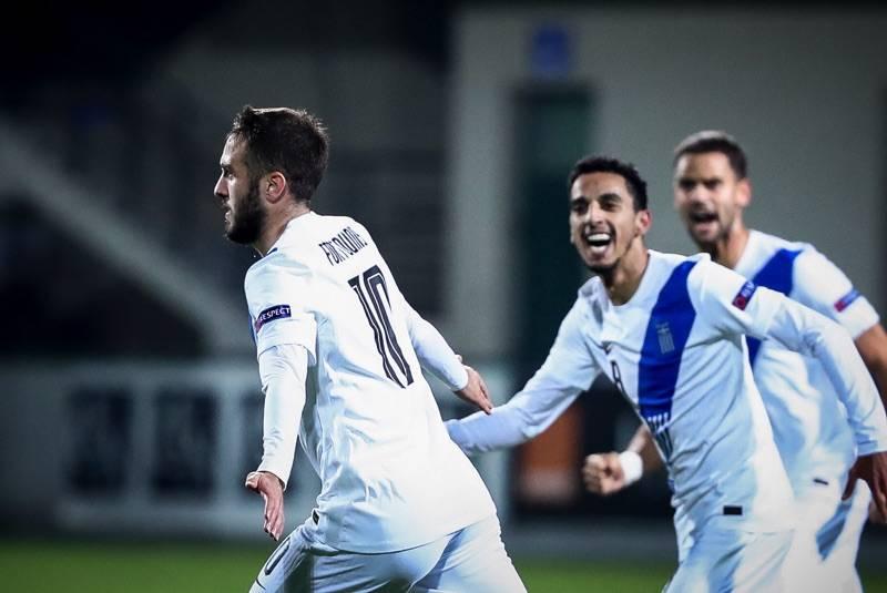 Nations League: Διπλό (0-2) με κορυφαίο Φορτούνη στη Μολδαβία και... τελικός με Σλοβενία (βίντεο)